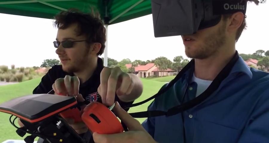 10 способов использовать Oculus Rift (10 фото)