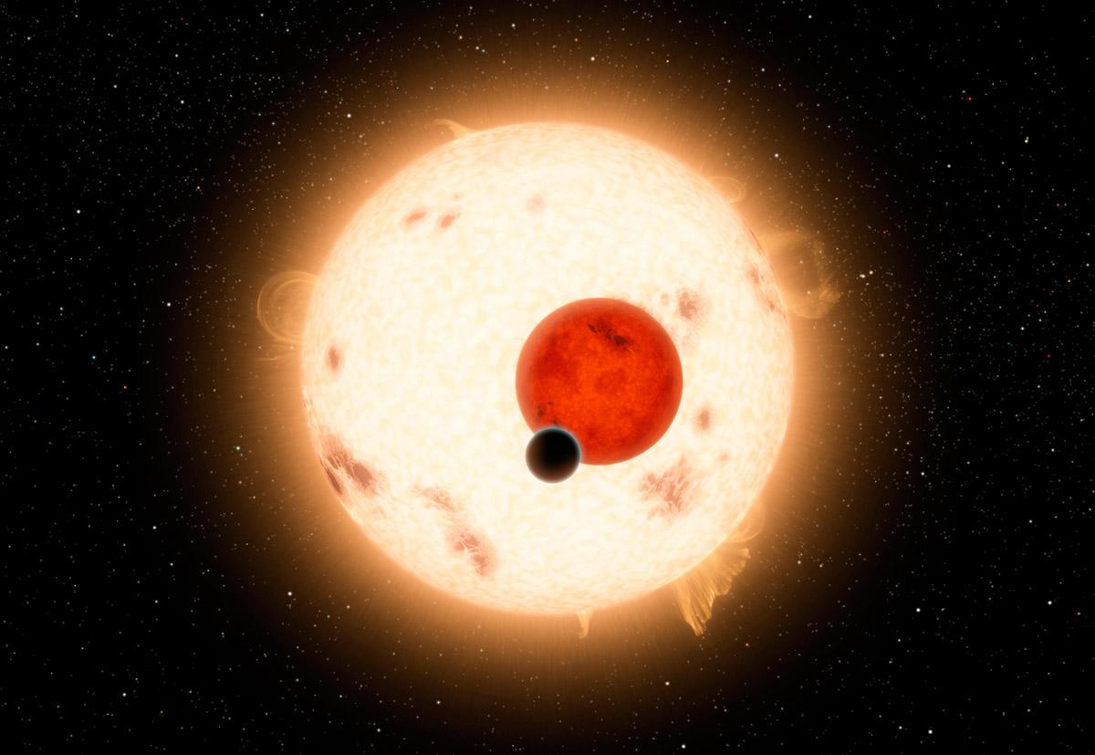 kepler-16b экзопланета