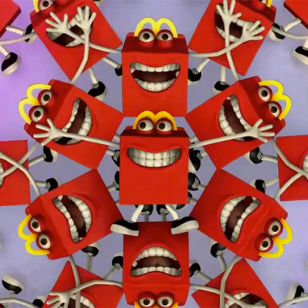 McDonalds, реклама, фэйл, Новый маскот McDonalds устрашает