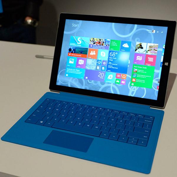 Microsoft, Surface Pro, планшет, Microsoft Surface Pro 3: больше, тоньше, быстрее