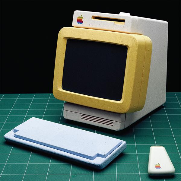 Apple, дизайн, концепт, Прототипы Apple из 80-х, которые так и не пошли в серию