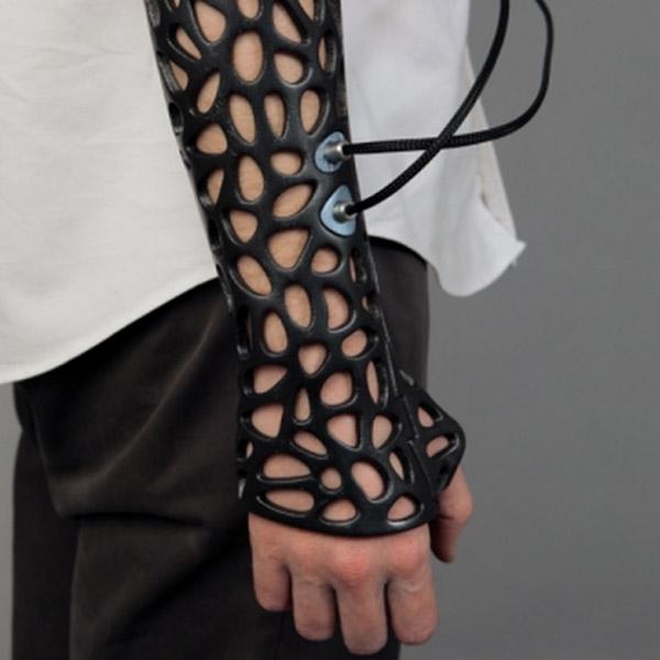 3D-принтер, медицина, Быстрое заживление костей