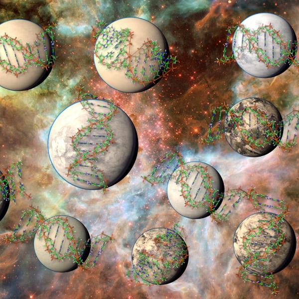 Вселенная, обитаемые миры, Млечный Путь, 100 млн обитаемых планет