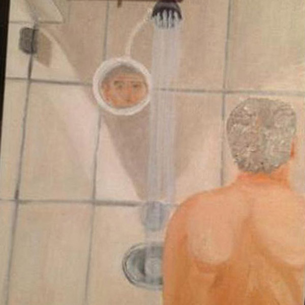 искусство,приватность,хакеры, Хакера посадили за демонстрацию причудливого «банного» искусства Джорджа Буша