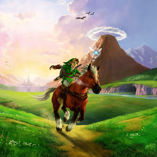 E3,Nintendo,Wii U,The Legend of Zelda, Как будет выглядеть следующая The Legend of Zelda