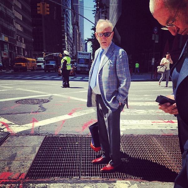 Instagram,мода,стиль, Модные дедушки стали звездами Instagram