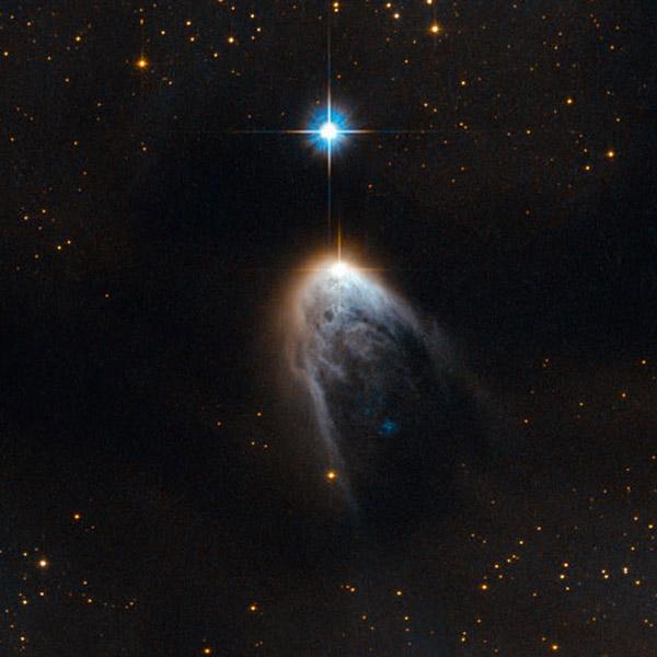 Вселенная, космос, звезда, Удивительное рождение звезды